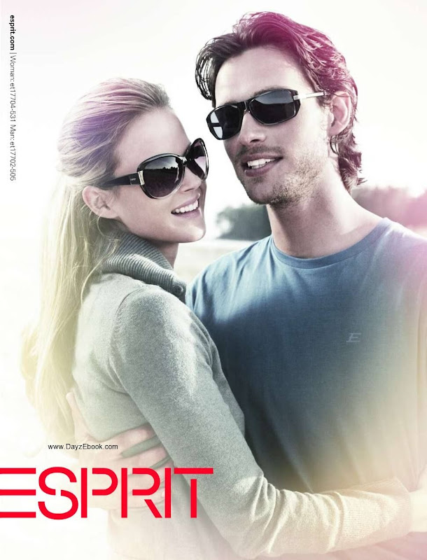 Esprit eyewear, primavera verano 2010