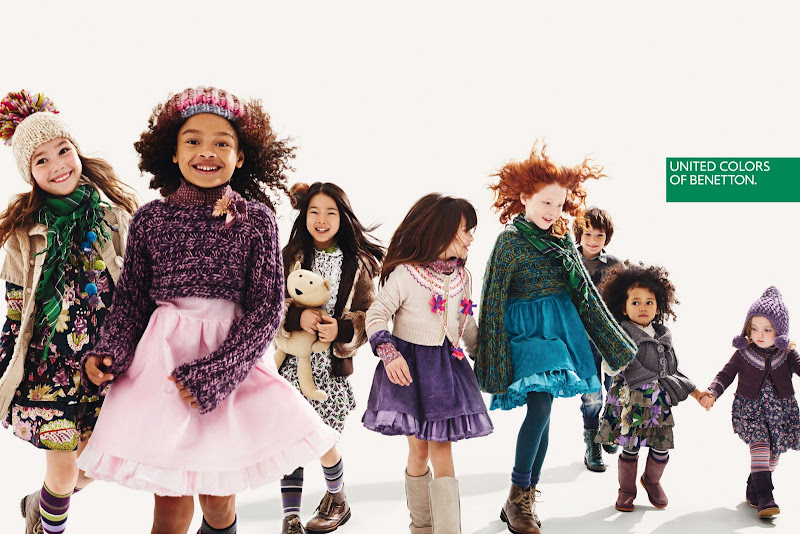 United Colors Of Benetton, Child otoo invierno 2010