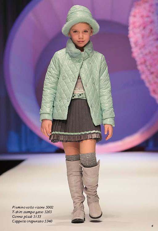 Miss Blumarine, colección otoño invierno 2010