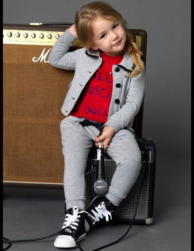 Moschino Baby Kid Teen, lookbook FW 2010