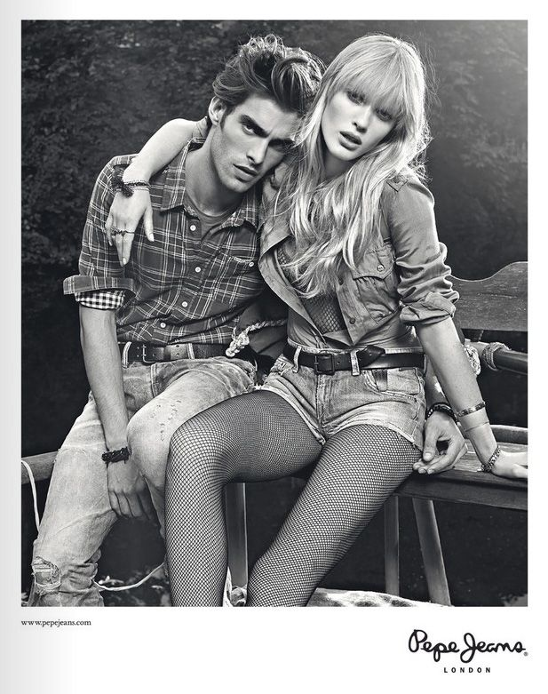 Pepe Jeans, campa&ntilde;a primavera verano 2011