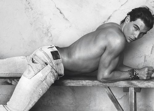 Emporio Armani Jeans, campa&ntilde;a hombre primavera verano 2011