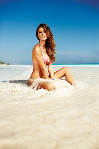 Calzedonia Summer 2011 One Island Thousand Colors Campaign