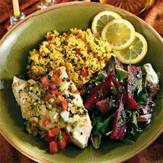 Lemon Couscous
