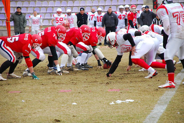 ODTÜ Falcons - Hacettepe Red Deers