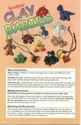 biscuit-fimo-Sculpy clay babies-1