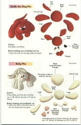 biscuit-fimo-Sculpy clay babies-5