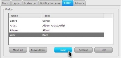 foo_library_Settings_Add Filter
