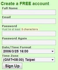 SlimTimer_Register