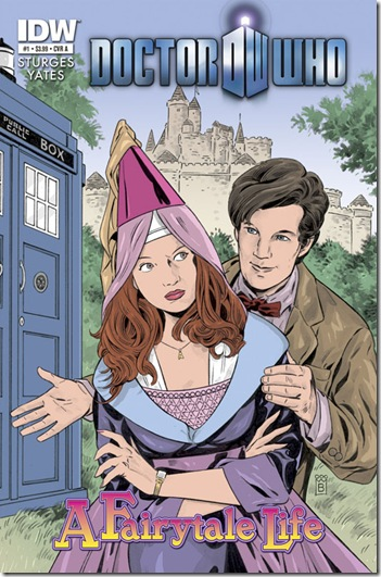IDW Doctor Who