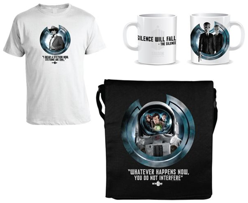 Forbidden Planet The Impossible Astronaut Merchandise