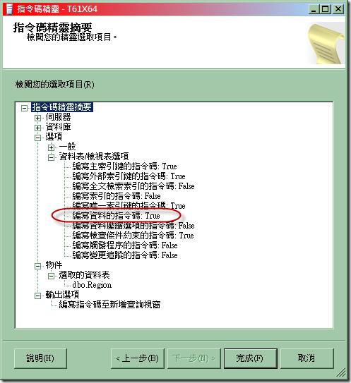 09_指令碼精靈摘要