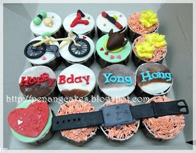 Penang_Cakes_Evadis_Cupcakes-Bicycle_Watch_Theme