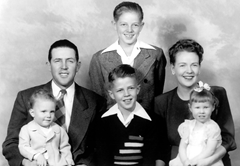 The Rudger & LaPriel Smith Family1