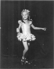 Karen the Dancer, June 1947