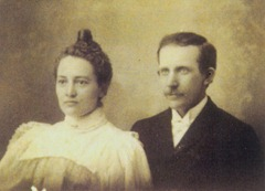 Leo H. & Minnie F. Peterson Campbell