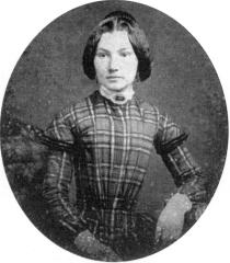 Lois Barnes Pratt Hunt--young