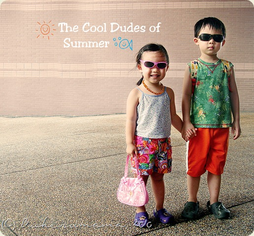 Cool Dudes of Summer