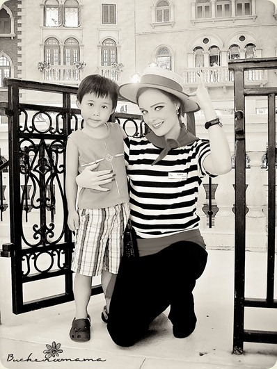 with-gondolier-(bw)