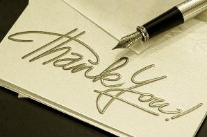 Ucapan terima kasih bisa perbaiki perilaku manusia