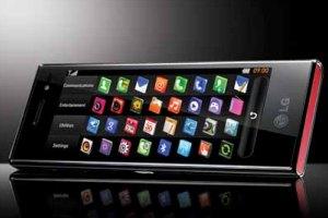 LG Chocolate BL40 phone