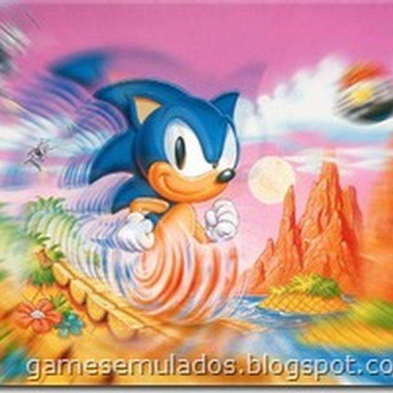 Comerciais Nacionais de Games - Sonic Tectoy