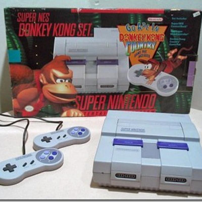 Comerciais Nacionais de Games – Super Nintendo