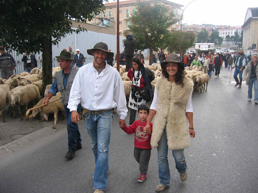 Campobasso: The Shepherds' Protest to Save the Tratturi, Molise