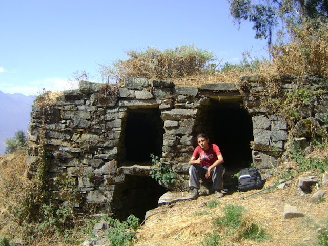 Ruinas de Chingana