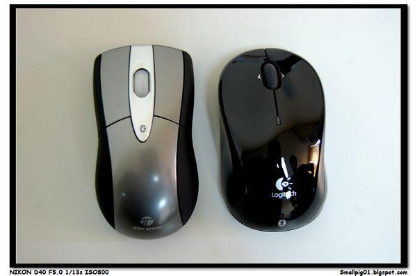 [開箱] Targus AMB04AP 藍芽行動滑鼠