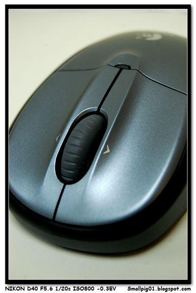 [開箱] logitech M305 2.4Ghz 無線光學滑鼠
