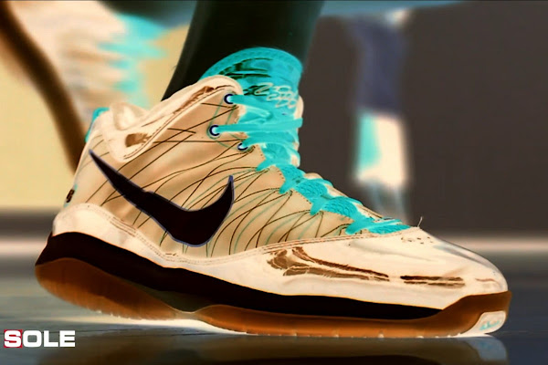 Sole Collector8217s Nike LeBron VII PS Interview with Jason Petrie