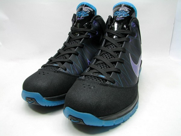Nike LeBron VII PS 8211 Summit Lake Hornets 8211 Actual Photos