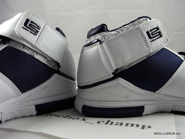 Nike Zoom LeBron II 8211 Marshall Faulk 28 8211 Player Exclusive