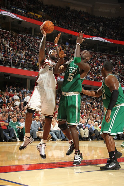 Celtics Push Cavs to the Brink Last LeBron James Game at the Q