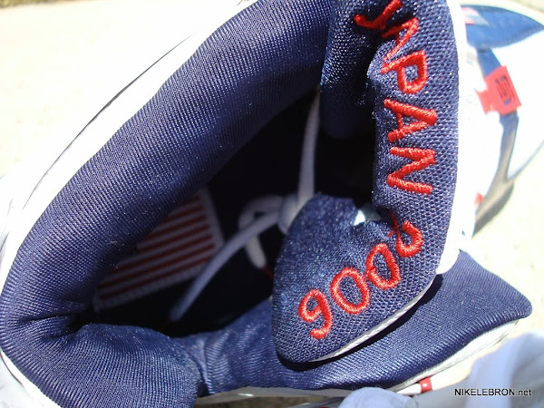 Throwback Thursday Nike Zoom LeBron III USA Basketball PE
