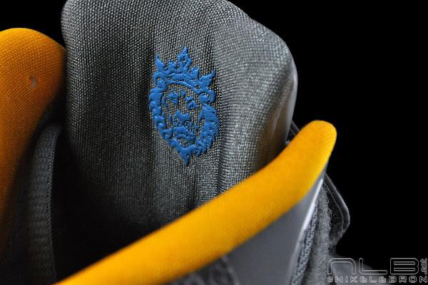 Nike Zoom LeBron Soldier III Safari Cool Grey HD Showcase