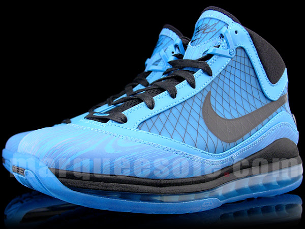 A Second Look at the Nike Air Max LeBron VII AllStar Edition