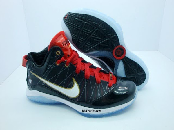 Leaked Nike Air Max LeBron VII PS for the 2010 NBA Playoffs