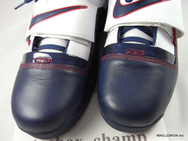 LeBron8217s Nike Zoom Soldier USA Basketball Player Exclusive