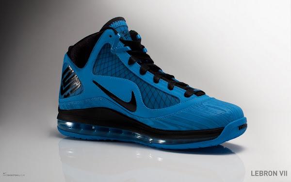 2010 NBA AllStar Game Preview LeBron James8217 Air Max VII