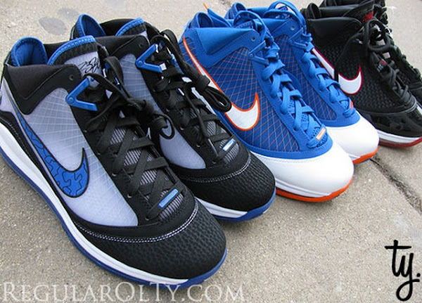 Heroes Pack 8211 Nike Air Max LeBron VII Michael Jordan Colorway