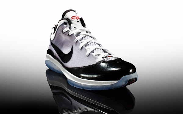 Releasing Now Nike LeBron VII PS POP WhiteBlackSport Red