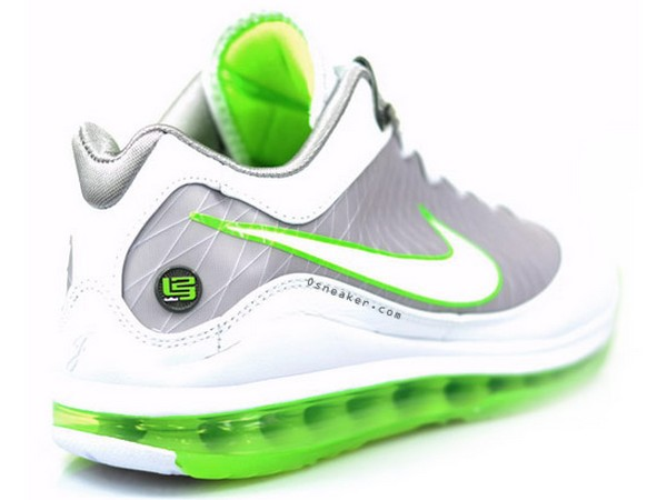 Nike Air Max LeBron VII Low 8211 360 Degree 8211 Dunkman Sample