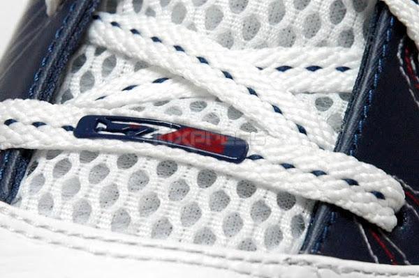 Nike LeBron VII Post Season in White amp Navy Slated for 528