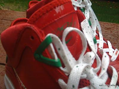nike air max lebron 7 pe big apple 1 04 Leaked: Nike Air Max LeBron VII Xmas Sample / Big Apple PE
