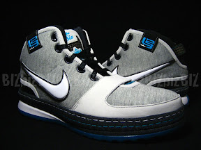 nike zoom lebron 6 pe lebrons athlete 7 01 Another Look at The LeBrons   ATHLETE Nike Zoom LeBron VI