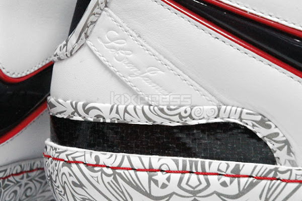 USA Basketball UWR Nike Zoom LeBron 6 Spotted in US