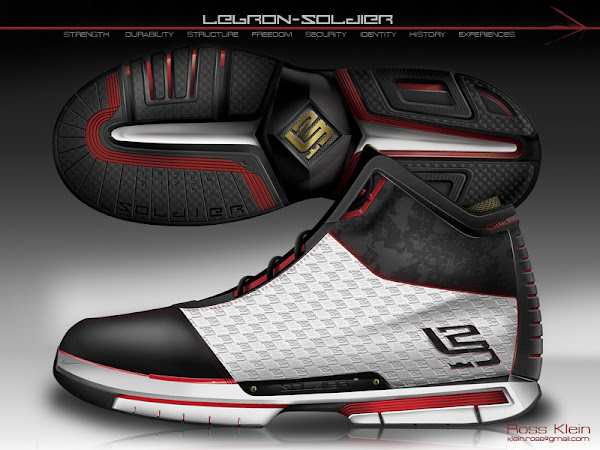 Nike Zoom Soldier Design Artist Series