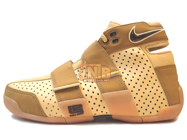 RIFLA X NLBnet Exclusive Look at the WheatGum Nike Zoom 2055 Ultra Rare Sample